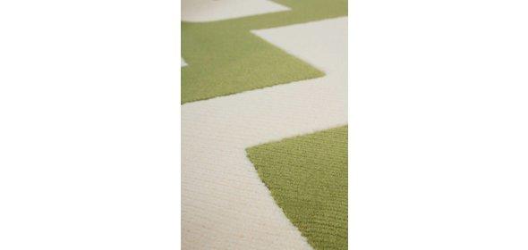 Kayoom Manolya Vloerkleed 200x290 Groen