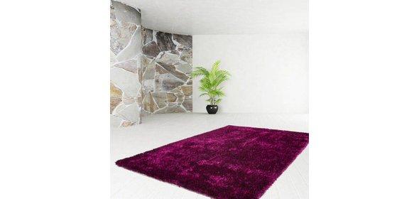 Kayoom Diamond Vloerkleed 160x230 Violet