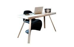 Smart Desk Laptoptafel Wit