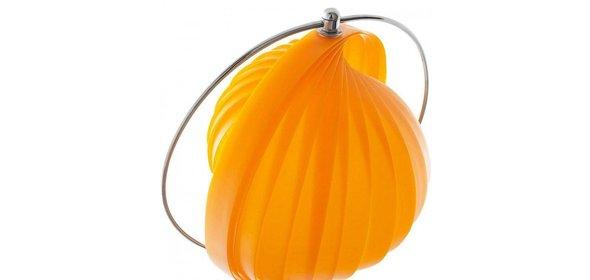 Bondy Living Bonn Tafellamp Oranje