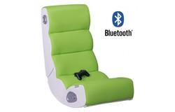 Wobble Gamestoel Groen met Bluetooth