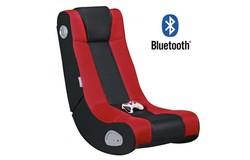 InGamer Gamestoel Rood met Bluetooth