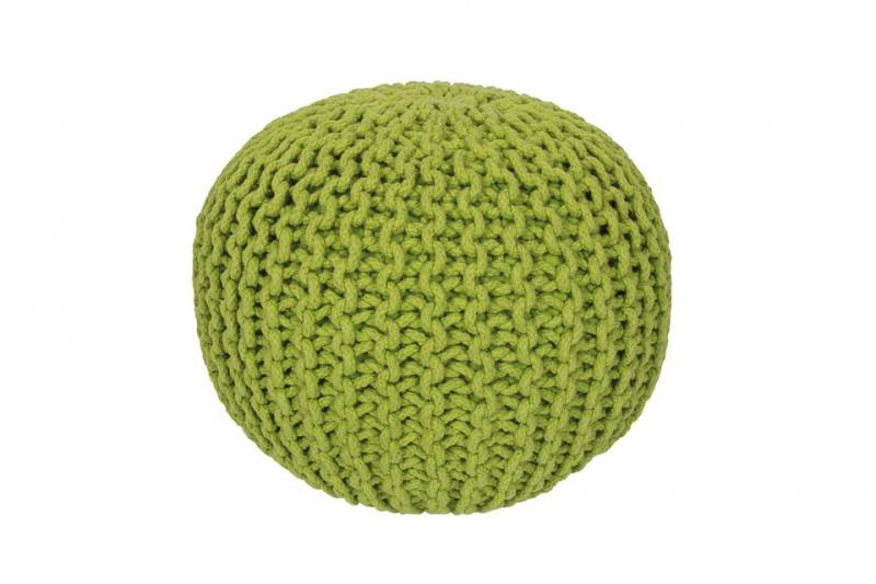 Obsession Cool Poef Apple Groen