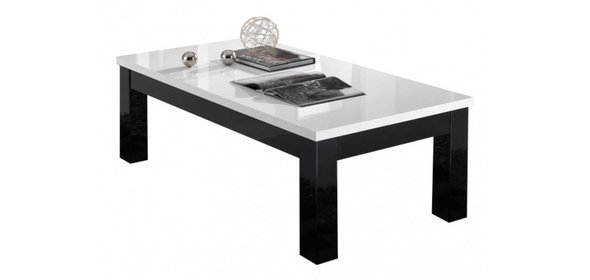 Davidi Design Zenos Salontafel Vierkant HG Zwart/Wit