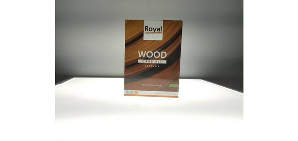 Oranje Furniture Care Royal Wood Care Kit Geolied hout