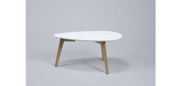 Davidi Design Juno Salontafel Small Wit