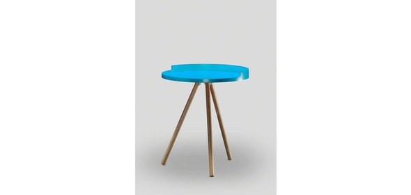 Davidi Design Seal Bijzettafel Blauw