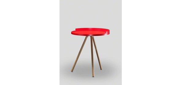 Davidi Design Seal Bijzettafel Rood