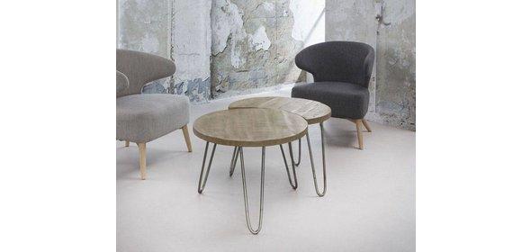 Davidi Design Vera Salontafel Set Blank