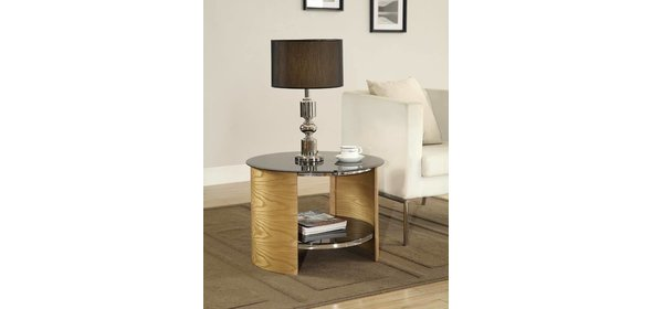 Jual Furnishings Lancaster Bijzettafel Eiken