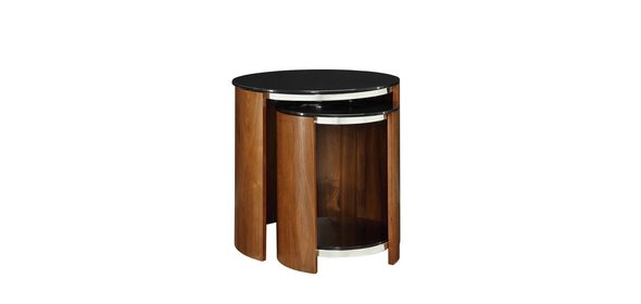 Jual Furnishings Tanzi Bijzettafel Walnoot