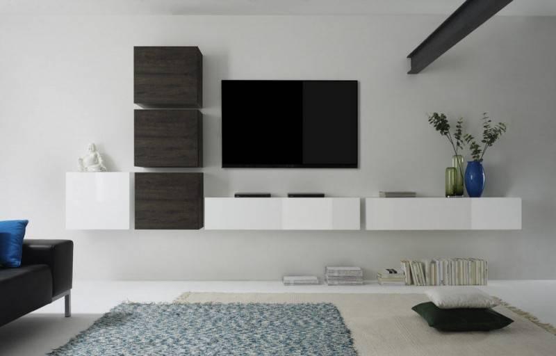 Benvenuto Design Cube TV wandmeubel Nine