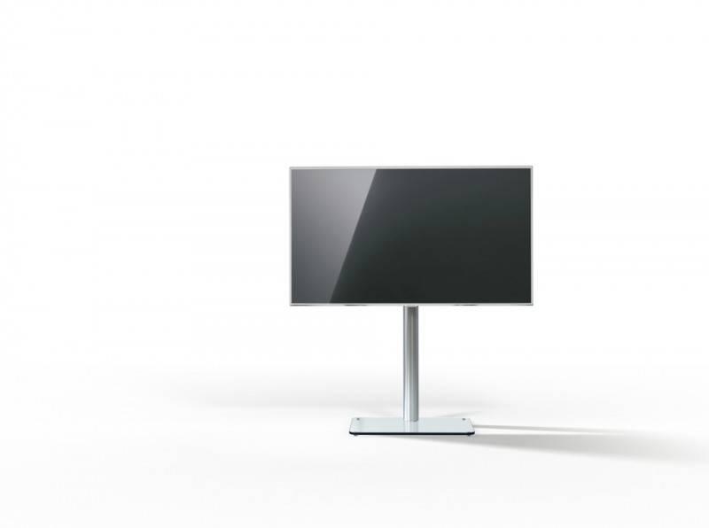 Just Racks TV600 TV standaard Transparant