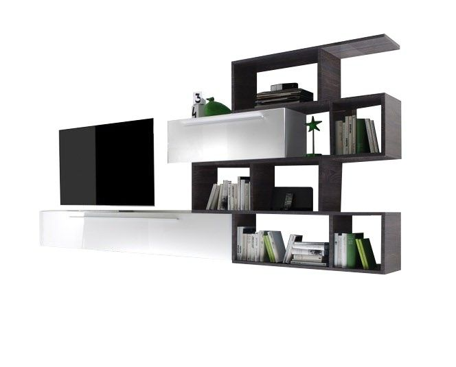 Benvenuto Design Line TV wandmeubel Four