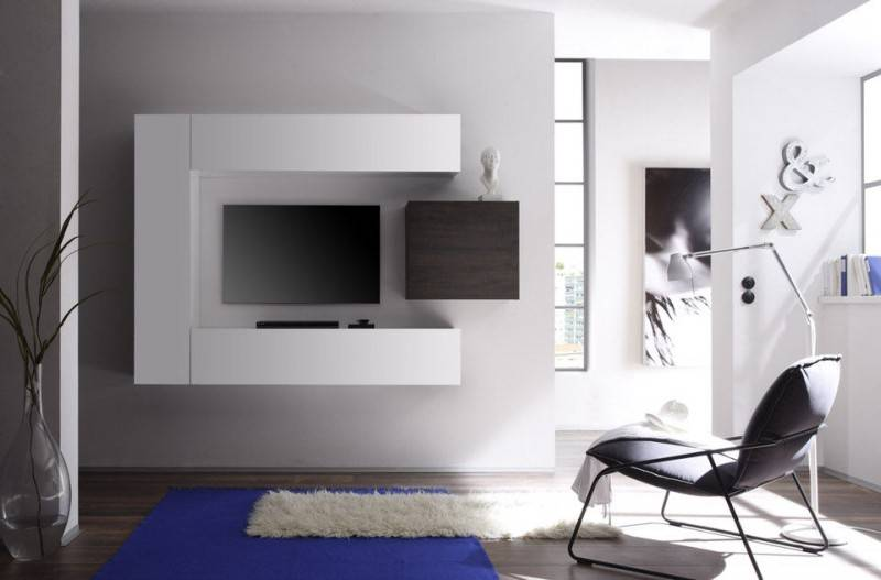 Benvenuto Design Cube TV wandmeubel Two