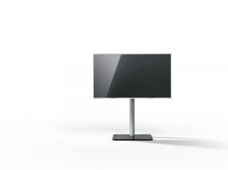 Just Racks TV600 TV standaard Zwart