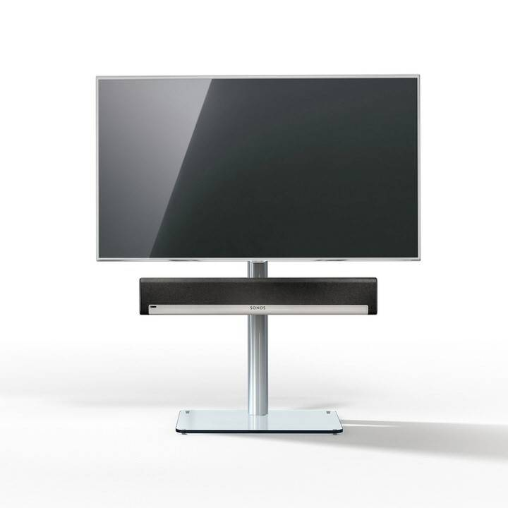 Just Racks TV600 TV standaard Special Transparant