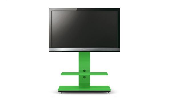 Spectral Tray TV Meubel Lime Groen