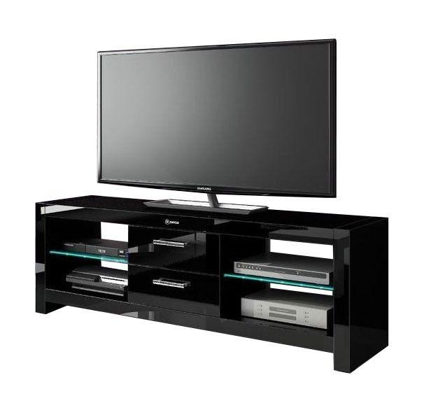 Hubertus Meble Andora TV meubel HG Zwart