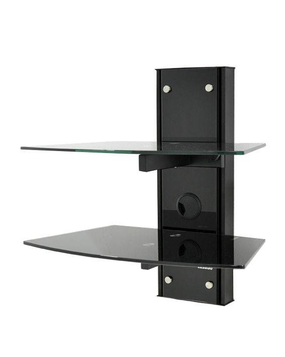 Casado Shelver TV wandmeubel Zwart