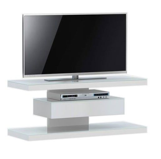 Jahnke Moebel SL 610 TV meubel Wit
