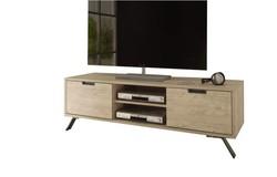 Palma TV meubel Eiken