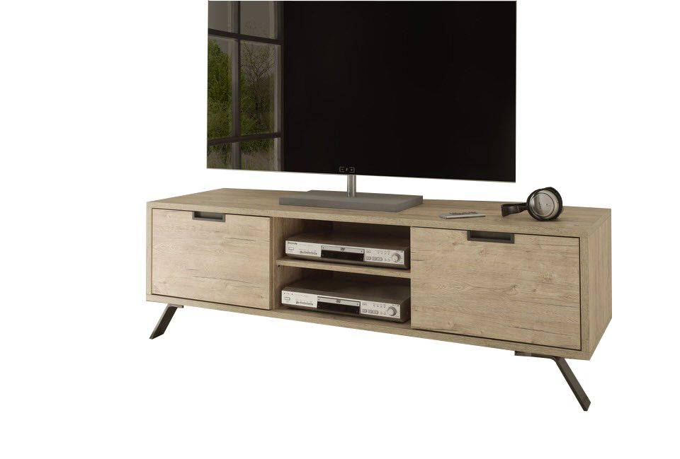 Benvenuto Design Palma TV meubel Eiken