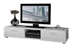 Travon Laag TV meubel Wit