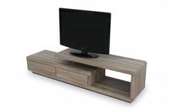 Crystal TV meubel Donker EIken
