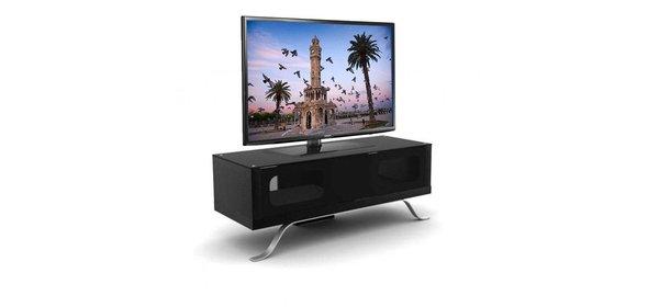 Elmob Arcadia 21 TV meubel HG Zwart