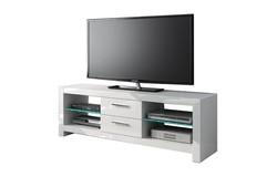 Andora TV meubel HG Wit
