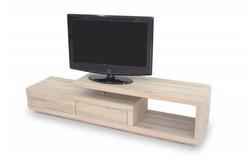 Crystal TV meubel Sonoma Eiken