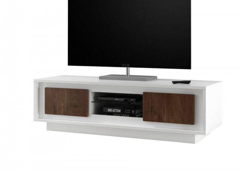 Benvenuto Design Sky TV meubel Cognac/Wit