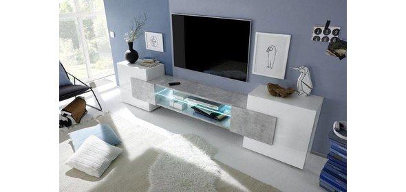 Benvenuto Design Sandrino TV meubel Beton
