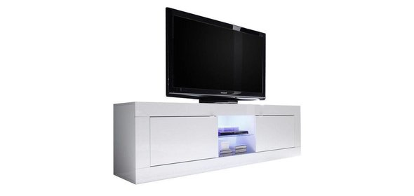Benvenuto Design Modena TV meubel Big HG Wit