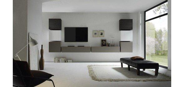 Benvenuto Design Cube TV wandmeubel Ten