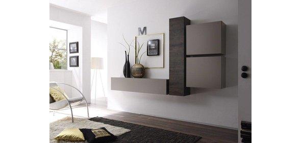 Benvenuto Design Cube TV wandmeubel Four