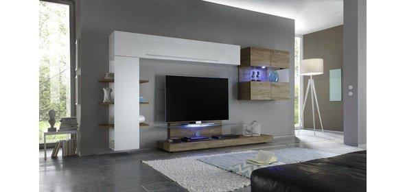 Benvenuto Design Line TV wandmeubel Five