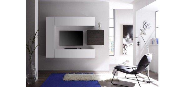 Benvenuto Design Cube TV wandmeubel Two