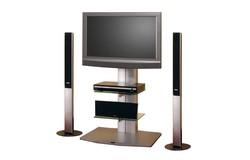 Alladyn TV meubel Zilver