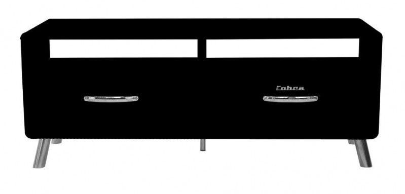 Tenzo Cobra TV meubel Zwart