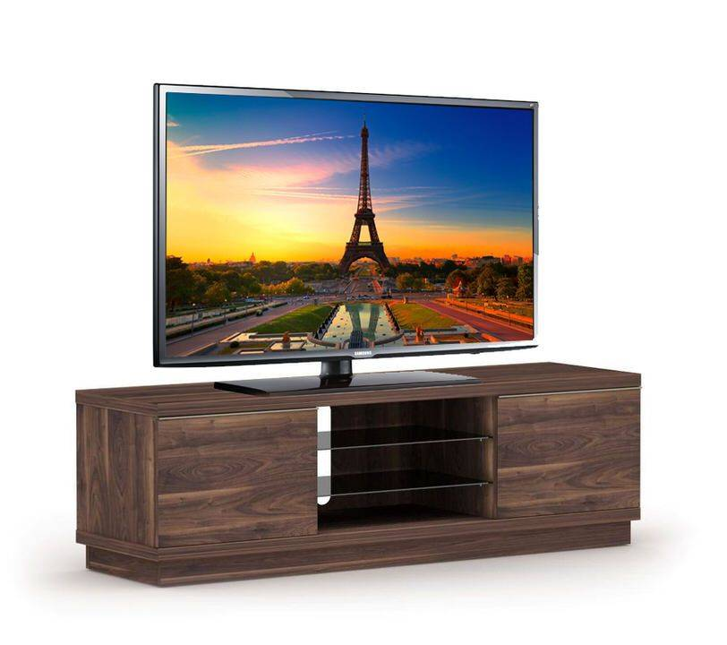 Elmob Harmony Pure TV meubel Walnoot