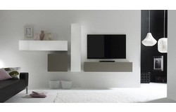Cube TV wandmeubel Five