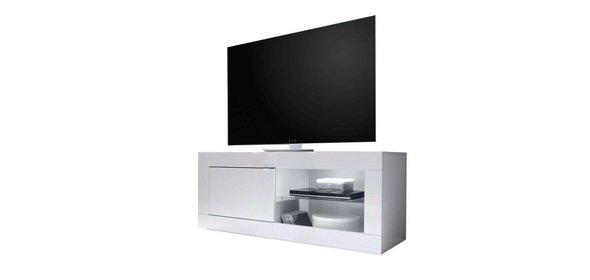 Benvenuto Design Modena TV meubel Small HG Wit