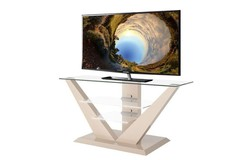 Luna TV-meubel Hoogglans Cappuccino