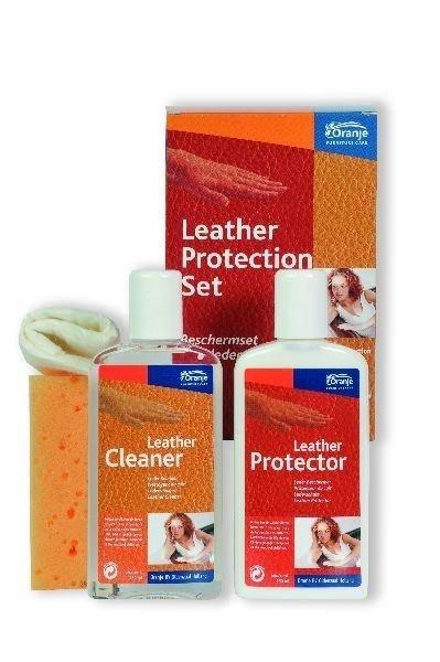 Oranje Furniture Care Leather Protection Set