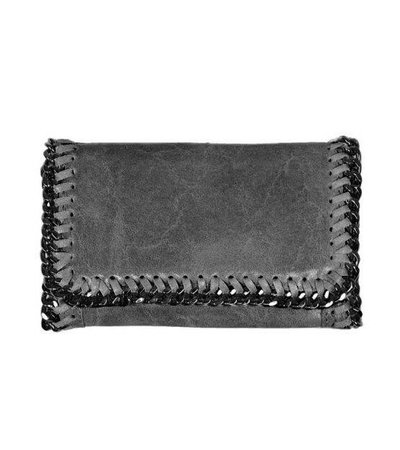 LITTLE CHAIN BAG – DARK GREY