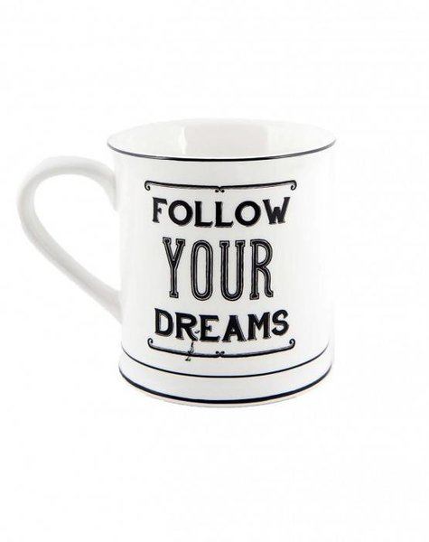 FOLLOW YOU DREAMS