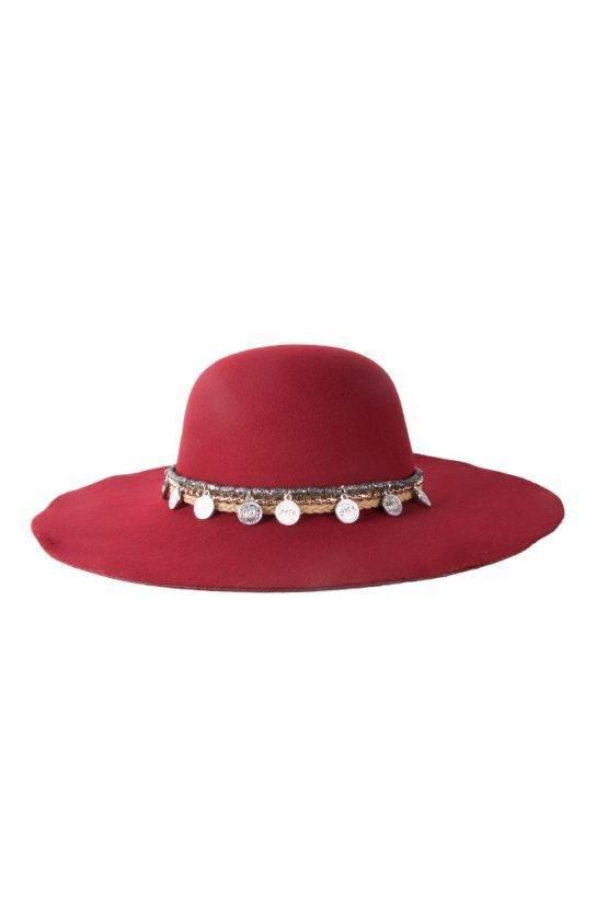 BORDEAU CLASSY HAT