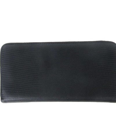 BLACK CROCO WALLET